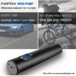 Wireless Inflatable Pump...
